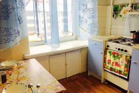 Сдается 2-комнатная квартира посуточнов Казани, улица Павлюхина, 114.