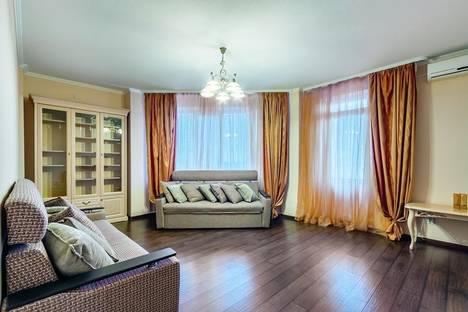 Сдается 2-комнатная квартира посуточно в Ростове-на-Дону, Лермонтовская улица 48.