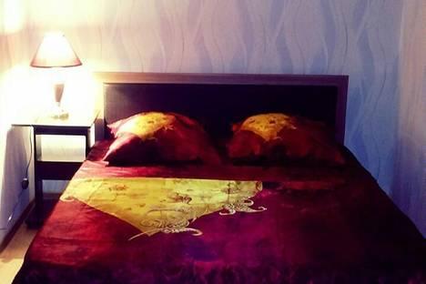 Сдается 1-комнатная квартира посуточно в Кропоткине, ул. Красная, 45 р-н Ж/Д ВОКЗАЛА.