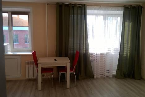 Сдается 1-комнатная квартира посуточно, проспект Курако, 27.