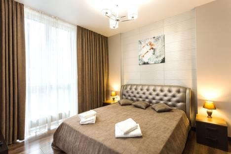 Сдается 2-комнатная квартира посуточно в Светлогорске, ул. Верещагина 12.