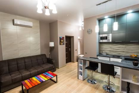 Сдается 1-комнатная квартира посуточно в Светлогорске, ул. Верещагина 12.