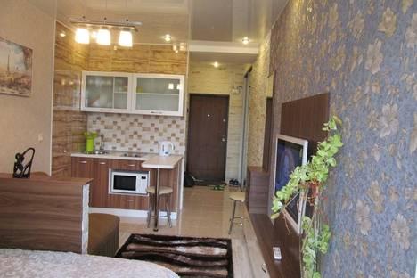 Сдается 1-комнатная квартира посуточно в Алуште, пер .Ревкомовский   4 ..