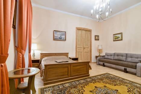 Сдается 2-комнатная квартира посуточнов Львове, улица Гребинки 9.