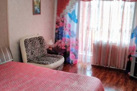 Сдается 1-комнатная квартира посуточно в Стерлитамаке, Коммунистическая улица 61.
