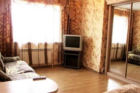Сдается 1-комнатная квартира посуточно в Костроме, Катушечная улица,26.