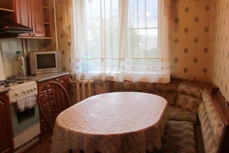 Сдается 1-комнатная квартира посуточно в Костроме, улица Советская, 97.