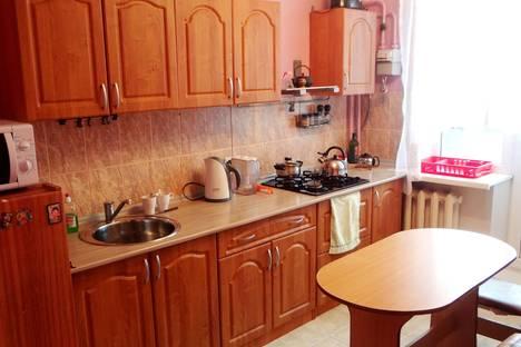 Сдается 3-комнатная квартира посуточно в Костроме, улица Ново-Полянская,6\41.