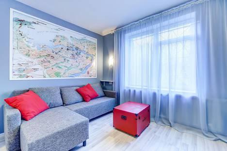 Сдается 2-комнатная квартира посуточнов Санкт-Петербурге, Трамвайный проспект 19/2.