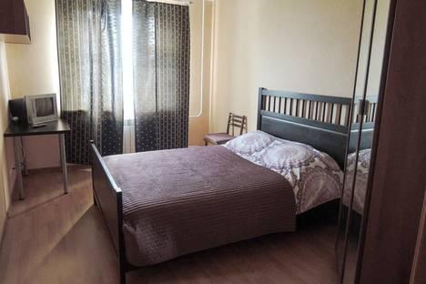 Сдается 1-комнатная квартира посуточнов Клине, Молодежная улица, 5.