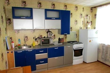 Сдается 2-комнатная квартира посуточно в Костроме, Индустриальная улица,19б.