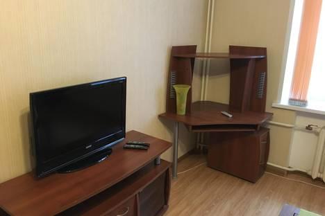 Сдается 1-комнатная квартира посуточно в Ярославле, проспект Ленина д. 20.