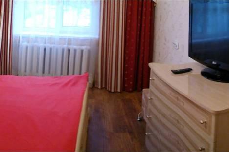 Сдается 2-комнатная квартира посуточно в Пскове, Рижский проспект, 61.