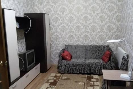 Сдается 1-комнатная квартира посуточнов Чебоксарах, Усадская улица, 18а.