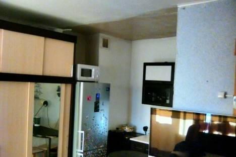 Сдается 1-комнатная квартира посуточно в Иркутске, Советская улица 96.