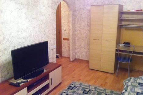 Сдается 1-комнатная квартира посуточно в Москве, Краснобогатырская улица, 77.