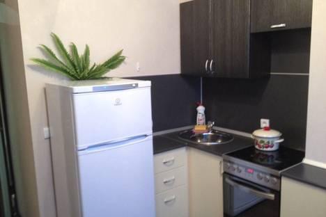 Сдается 1-комнатная квартира посуточнов Ульяновске, просект Ливанова .8.