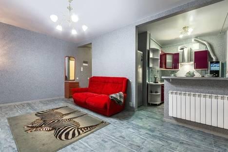 Сдается 3-комнатная квартира посуточнов Воронеже, Плехановская улица д.40.