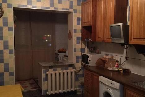 Сдается 4-комнатная квартира посуточно в Казани, улица Минская 35.