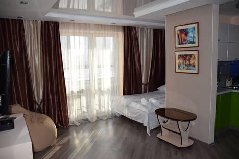 Сдается 1-комнатная квартира посуточнов Тюмени, ул. Ю.Р.Г. Эрвье, 30к4.