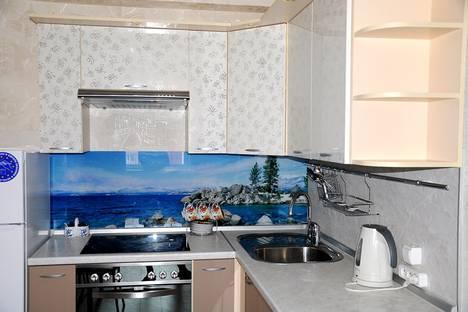 Сдается 2-комнатная квартира посуточно в Улан-Удэ, улица Цивилева, 34.