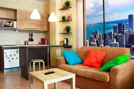 Сдается 1-комнатная квартира посуточнов Бийске, улица Советская, 189/2.