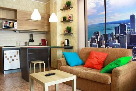 Сдается 1-комнатная квартира посуточно в Бийске, улица Советская, 189/2.