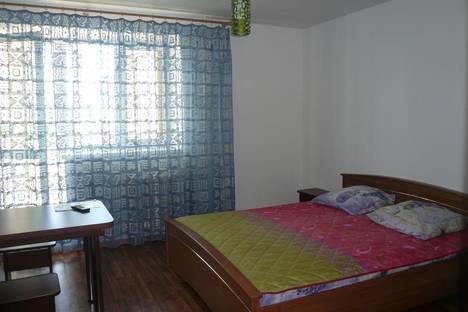 Сдается 1-комнатная квартира посуточнов Тюмени, улица Судоремонтная 31  Мыс,Сити молл..