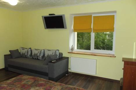 Сдается 1-комнатная квартира посуточнов Трускавце, Львовская область,улица Владимира Ивасюка 11.