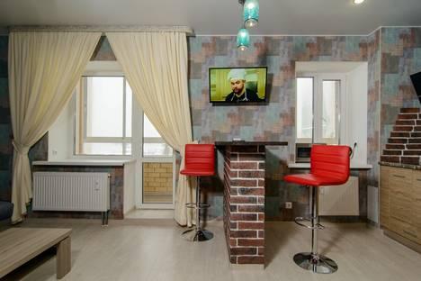 Сдается 1-комнатная квартира посуточно в Сыктывкаре, улица Морозова 205.