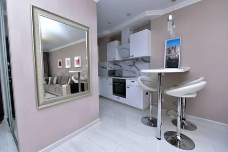 Сдается 1-комнатная квартира посуточнов Сочи, улица Горького, 87.