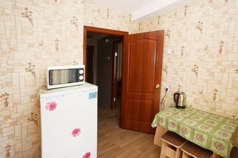 Сдается 1-комнатная квартира посуточнов Вологде, улица Мира, 90А.