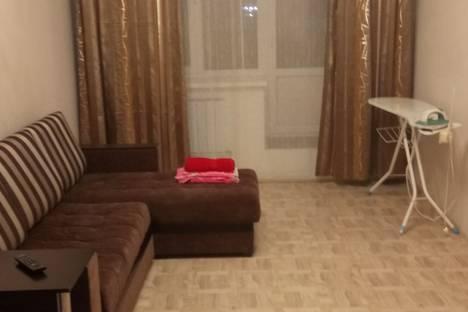 Сдается 1-комнатная квартира посуточнов Тюмени, Салтыкова Щедрина 58.