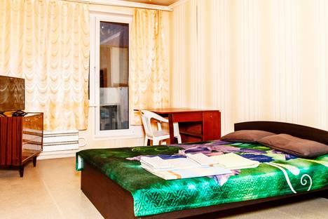 Сдается 2-комнатная квартира посуточно в Москве, ул. Кировоградская, д.10 к.1.