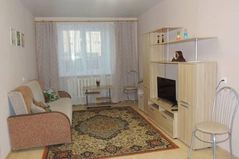 Сдается 1-комнатная квартира посуточно во Владимире, улица Нижняя Дуброва 17.
