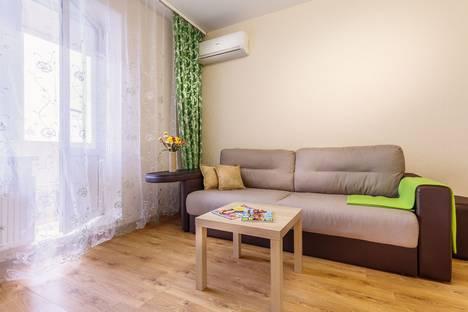 Сдается 1-комнатная квартира посуточнов Пушкино, улица Первомайская, 7 корпус 1.