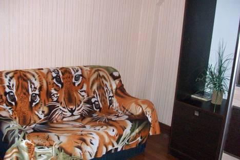 Сдается 1-комнатная квартира посуточно в Архангельске, ул. Выучейского, 59.