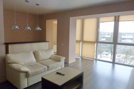 Сдается 1-комнатная квартира посуточно в Гродно, бульвар Ленинского Комсомола 34/1.