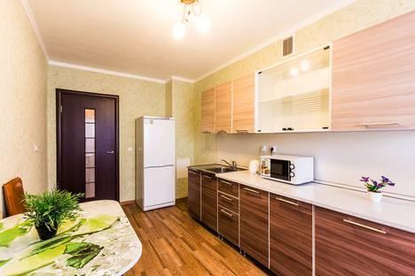 Сдается 1-комнатная квартира посуточно в Самаре, Мяги 24б.