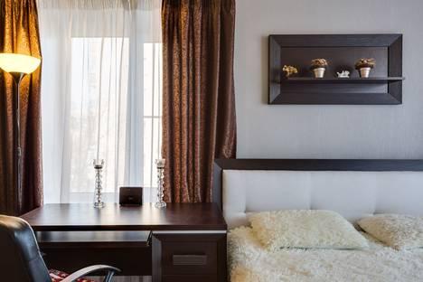 Сдается 1-комнатная квартира посуточнов Московском, Бережковская набережная, 8.