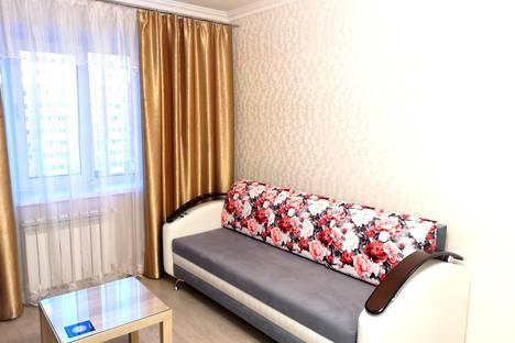 Сдается 1-комнатная квартира посуточно в Йошкар-Оле, улица Димитрова, 62.