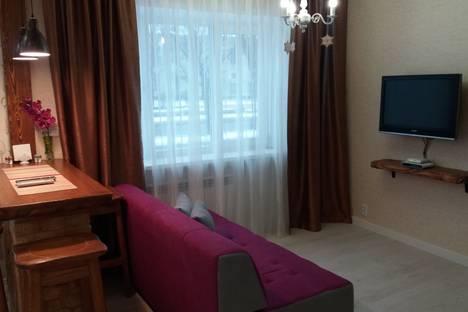 Сдается 1-комнатная квартира посуточно в Гродно, улица Давыда Гарадзенскага, 2.
