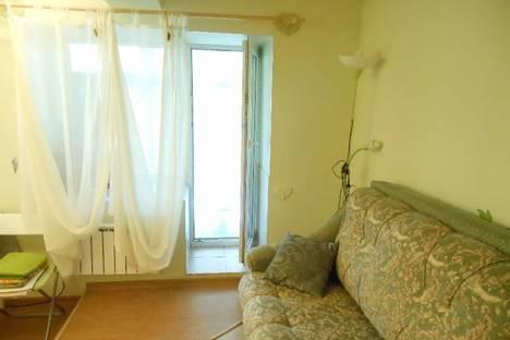 Сдается 1-комнатная квартира посуточнов Санкт-Петербурге, 1-я Никитинская улица 7.