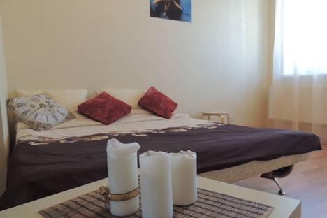 Сдается 1-комнатная квартира посуточнов Перми, улица Чернышевского 17д.