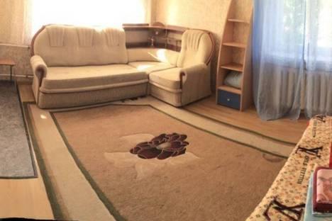 Сдается 1-комнатная квартира посуточно в Казани, ул. Академика Кирпичникова, 21.