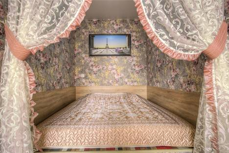 Сдается 1-комнатная квартира посуточнов Воронеже, улица Революции 1905 года 31в.