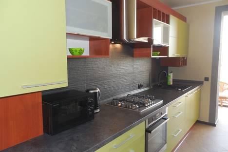 Сдается 1-комнатная квартира посуточнов Пионерском, улица Ткаченко 5а.