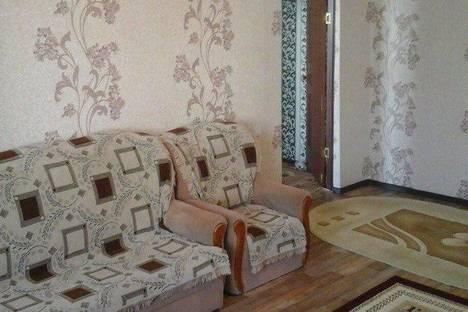 Сдается 1-комнатная квартира посуточно в Актобе, улица Ленинградская 55.