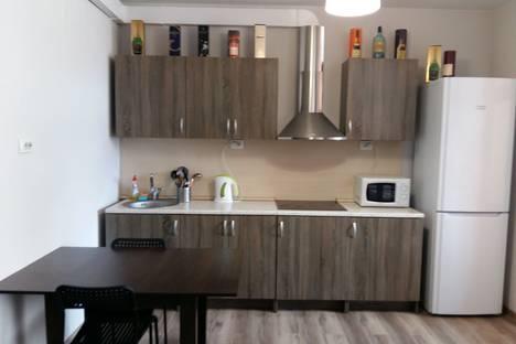 Сдается 1-комнатная квартира посуточно в Ростове-на-Дону, улица Евдокимова, 37А.