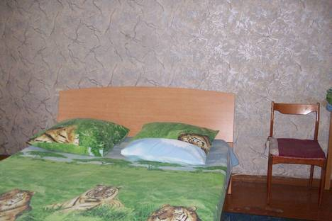 Сдается 1-комнатная квартира посуточнов Архангельске, Воскресенская улица, 85.